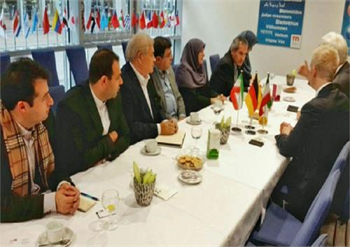 The cooperation of Iran Plast and the K exhibition of Germany expands